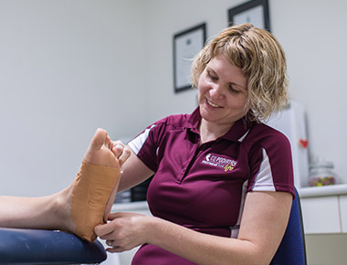 Podiatry | CQ Podiatry